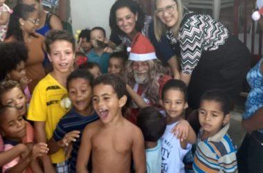 Sincadise promove campanha de natal para 150 crianças