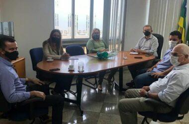 Sincadise participa de reunião na Secretaria de Estado da Fazenda