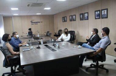 Sincadise participa de reunião sobre importação e exportação